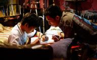 【誰先愛上他的】徐譽庭惜才用計 將許智彥、李英宏送進金馬