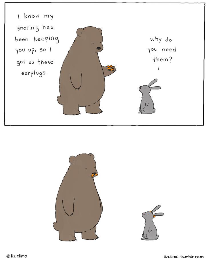 17張「動物生活真難混」的爆笑漫畫!拿貓砂堆城堡的狗狗❤
