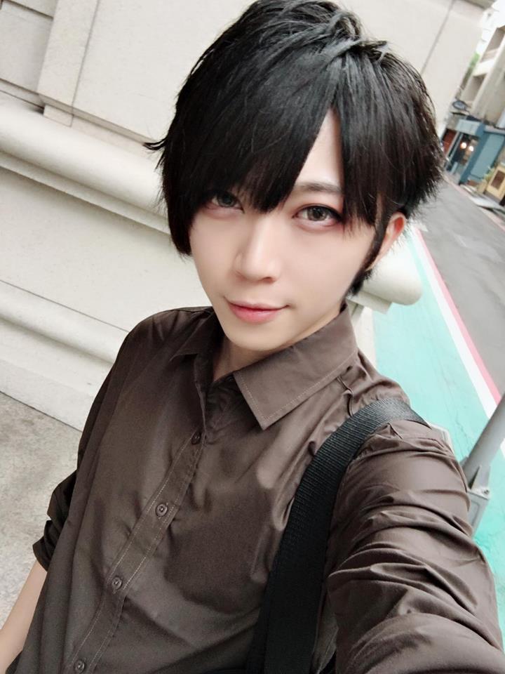 這麼可愛一定是男孩子!台北「超正偽娘Coser」網路爆紅 日常男裝造型也帥到讓人戀愛啊♥