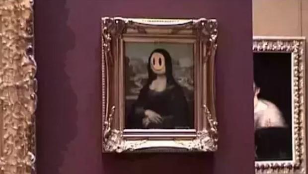 藝術界的叛逆壞小子!他把作品偷放到「羅浮宮展8天」 沒人發現還以為是真跡!