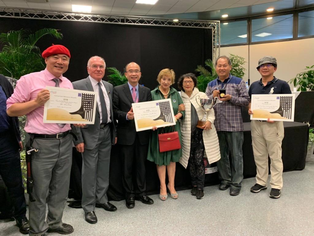 台灣最強「甘蔗吸管」震撼法國人 發明展奪金牌...評審讚:可改變歐洲!
