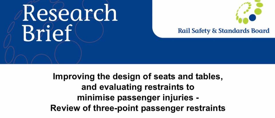 鐵路車輛「根本不該使用安全帶」!專家分析:一但急煞,後果絕對比拋飛更嚴重