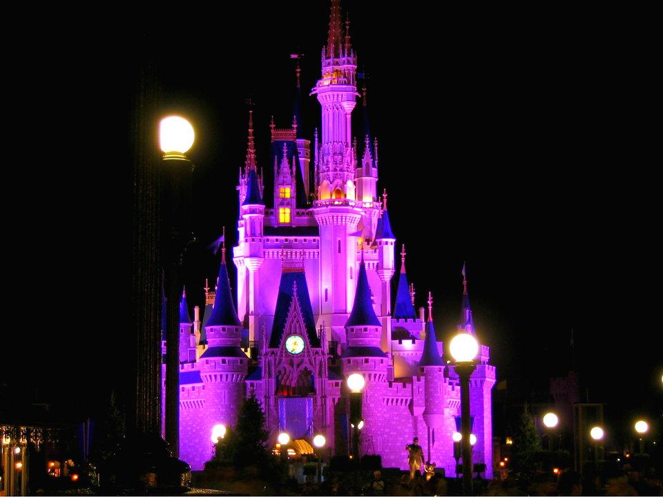 22個細微到掉下巴的迪士尼秘密 一進去「絕對看不到外面的世界」!