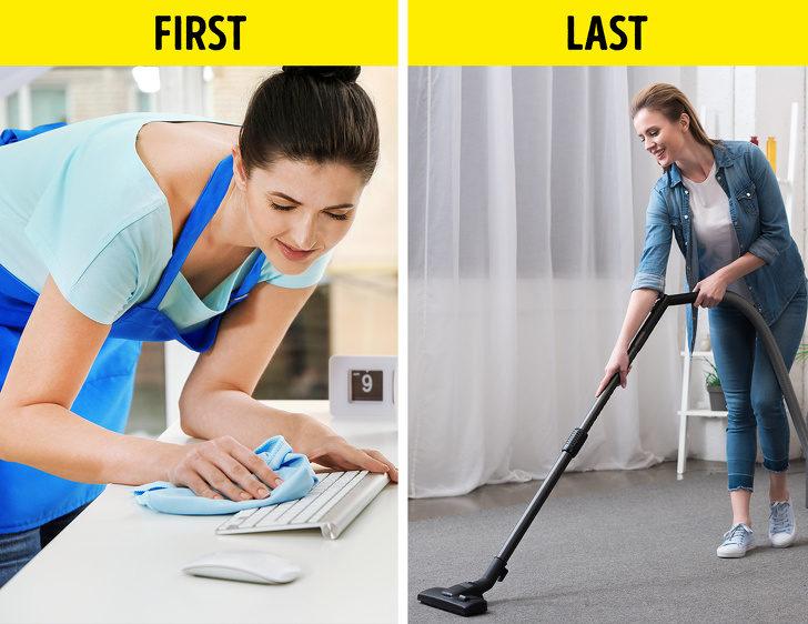 11招讓你不再白忙一場「效率打掃小撇步」 千萬不要用力刮玻璃啊!