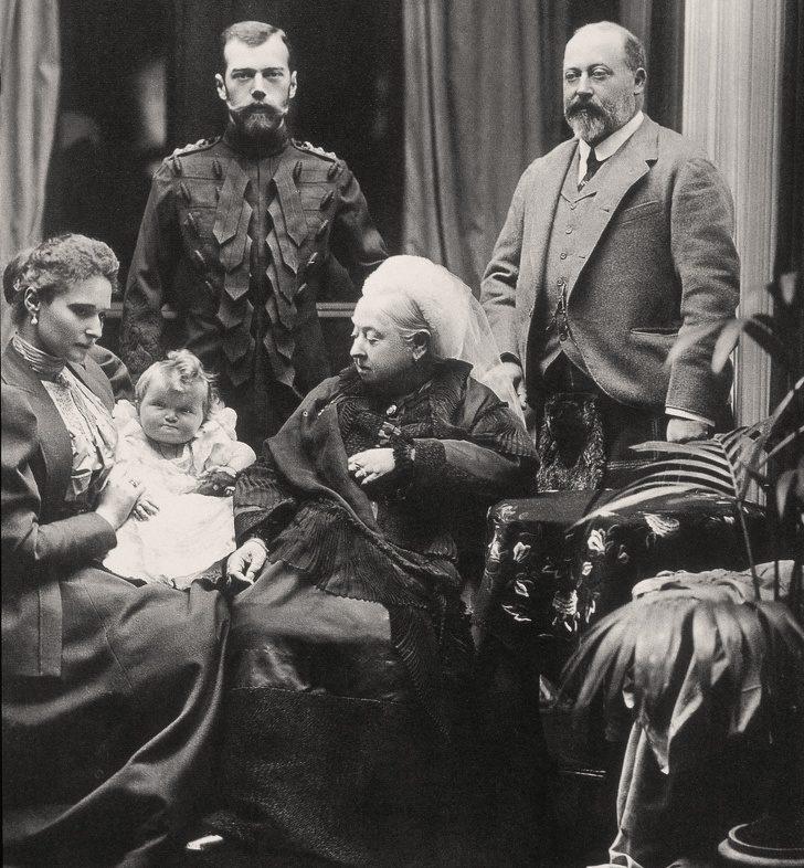 13張「看起來只是表面」的歷史真相照 歐洲各國皇室其實都是一家人!