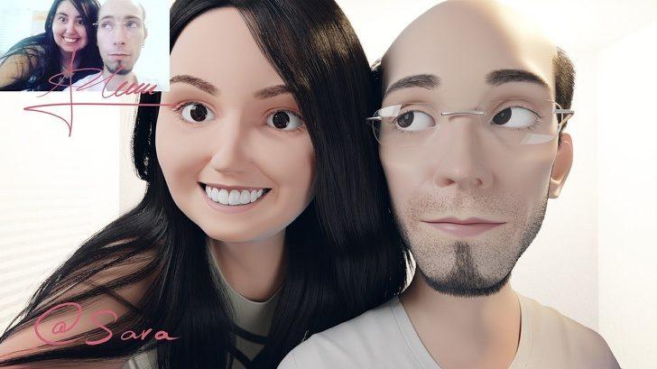22張藝術家把「真人→皮克斯角色」超美3D圖像 你也可以變成動畫電影中的人物!