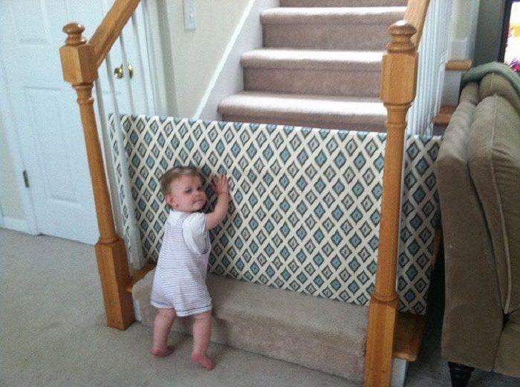 17個證明「生小孩讓你智慧大爆發」的超強育兒方法 用湯匙防止孩子開門!
