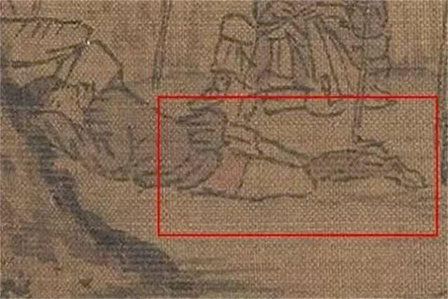 清明上河圖「幾百年沒人發現的」小細節 古人一大早宿醉倒路邊「生活比現代人還糜爛」