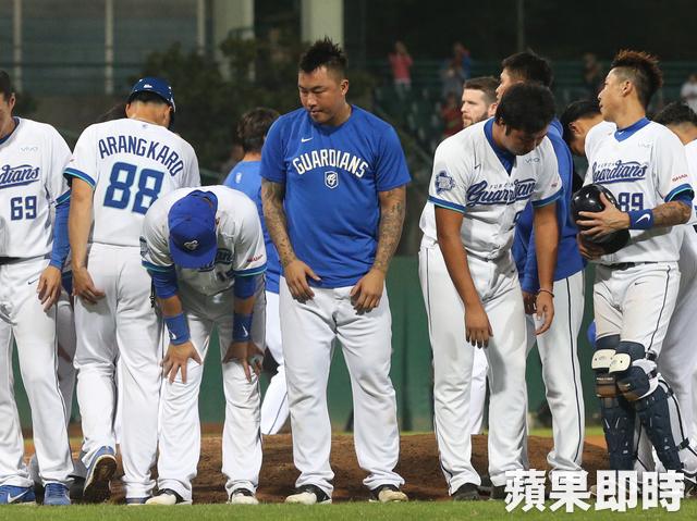 不死鳥最後燃燒!「棒球生涯已無遺憾」 郭泓志宣布退休:能在這結束,我很幸福