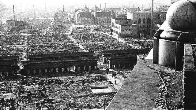 時間回溯到1945年...日本二戰投降「最主要原因」曝光 原子彈只是其中一條導火線