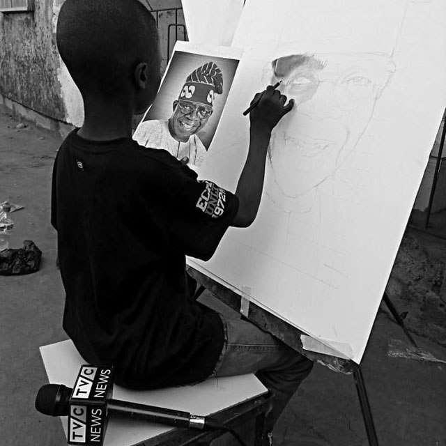 窮到沒錢開燈!11歲小神童用「一支鉛筆」紅遍全世界 2小時就讓法國總統變粉絲❤