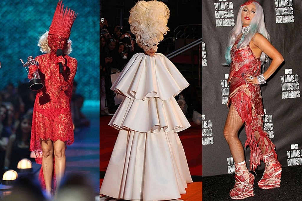 女神卡卡搞怪服裝被噓爆!她說「西裝是女性的勝利」 酸民們全慚愧低頭...