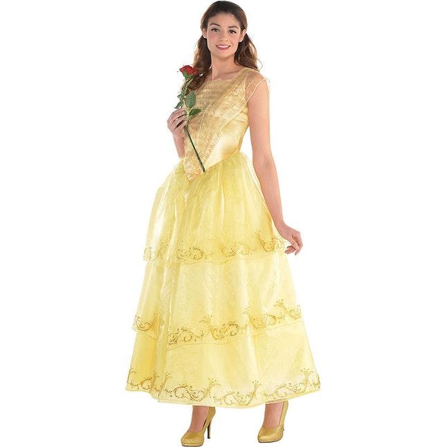 萬聖節來囉~迪士尼公主全變身「恐怖殭屍」 貝兒的裝扮晚上應該會作噩夢...