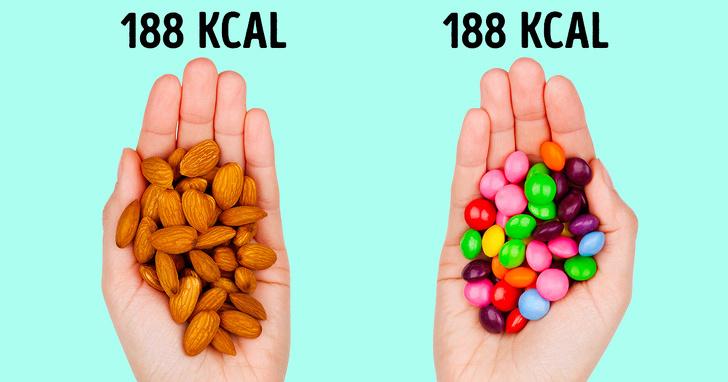 9個自以為很懂的食物錯誤觀念 原來「減肥吃糖果」根本不會胖!