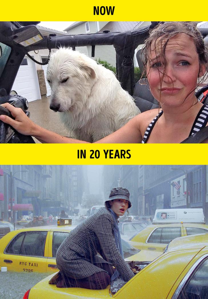 有沒有覺得下雨狀況很怪?9個因全球變暖而引起的「最可怕地球變化」