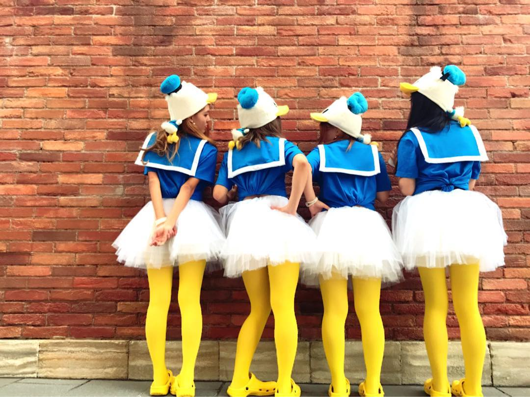 31張「萬聖節cos魂全開」迪士尼公主真實現身 花木蘭其實正點爆炸!