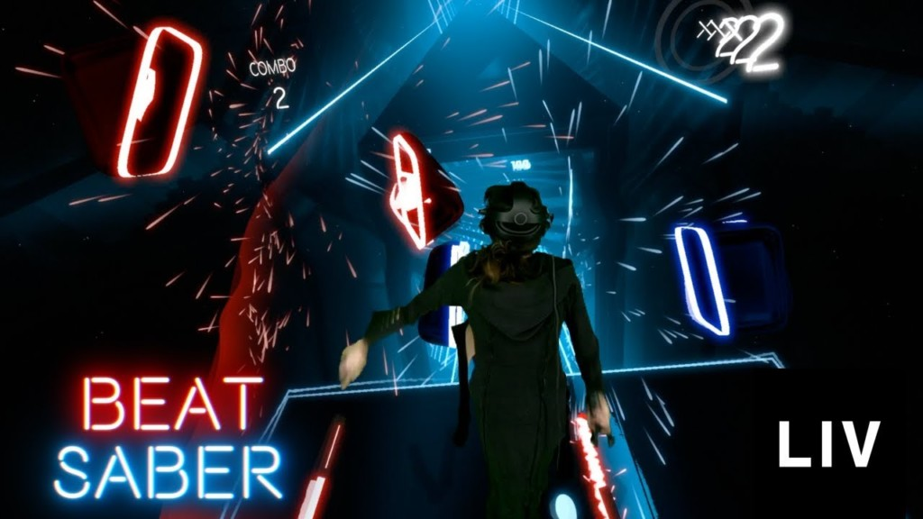 電玩哥把帥氣VR遊戲變妖豔 「開電動小馬達」抖動網笑:視線狂盯屁屁!
