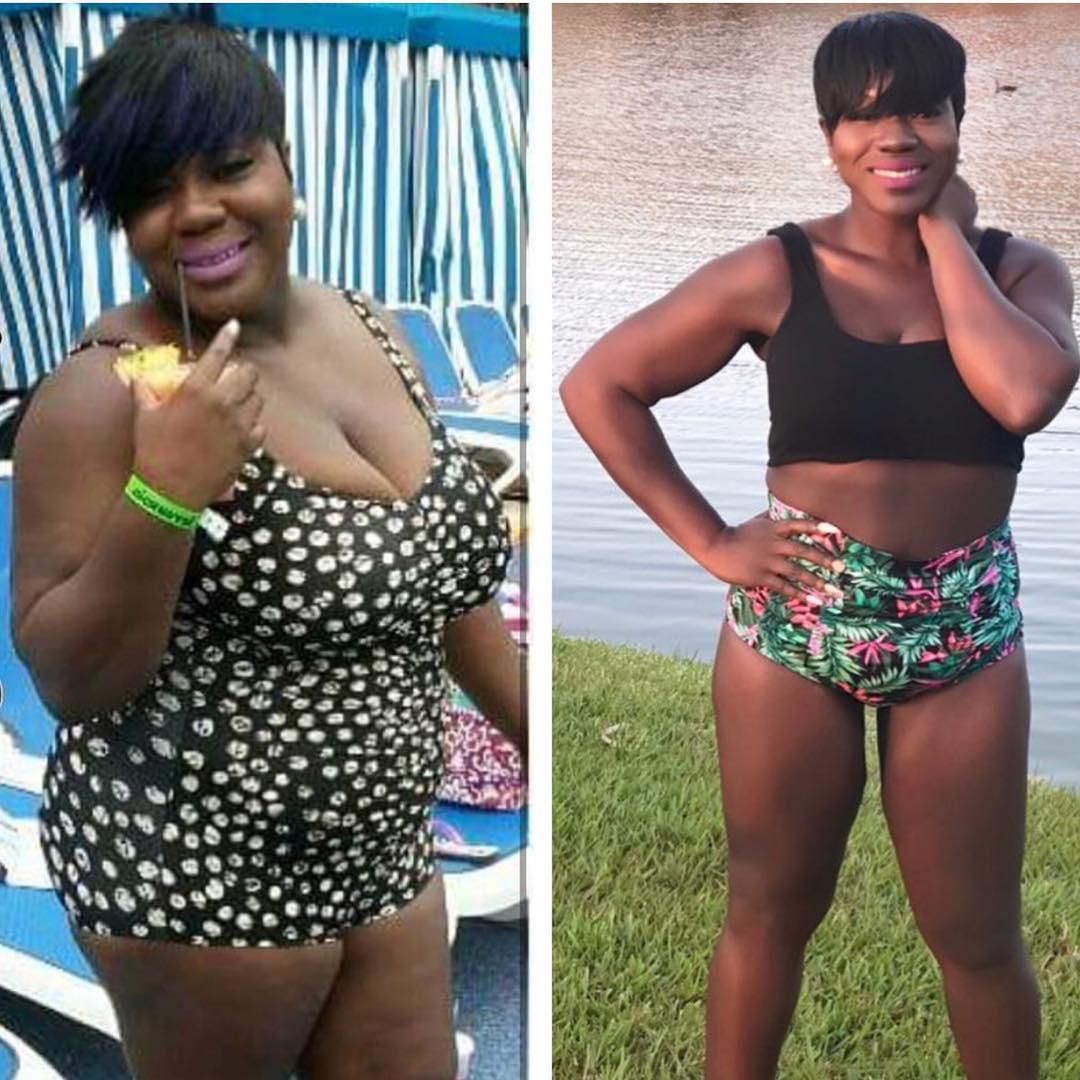 6個跟肥胖決鬥後「光榮勝出」的勵志減肥故事 104公斤宅女→選美皇后:我就是最好的童話❤️️