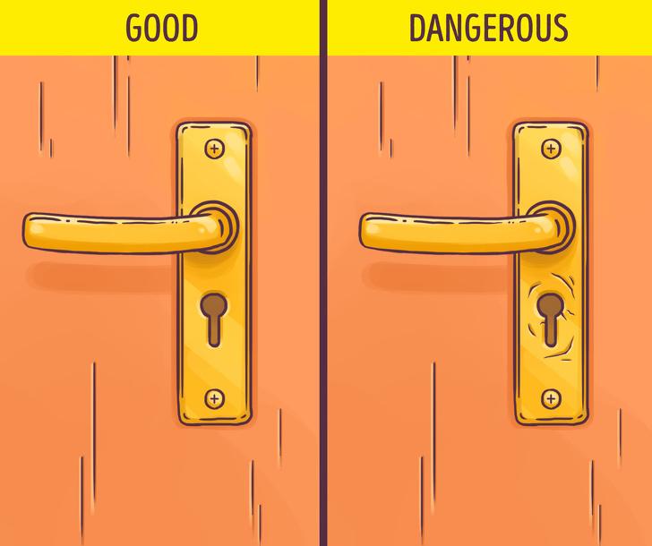 12個讓你家「不再成為小偷目標」的神奇妙招 鑰匙孔可以看出痕跡