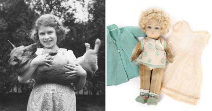 英國女王「童年最愛娃娃」端上拍賣會 同場加映黛安娜遺物...發毛程度讓你不想掏錢得標!