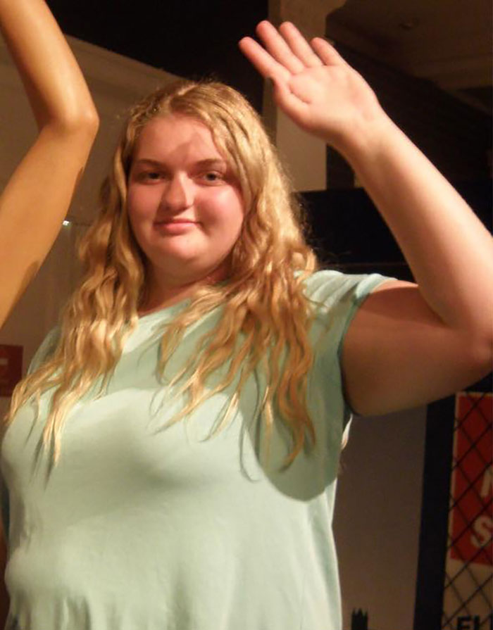 127公斤小胖妹遭同學冷言 自尊受創1年多...怒甩63公斤變超陽光妹子!