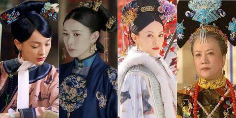 清朝女子髮型「根本不尊爵華麗」 5張人民最真實的髮型...看起來根本2個月沒洗頭( ゚д゚)