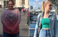 破百肉妹「被同學狂笑」決心打掉重來 1年「甩63公斤」帥氣變身