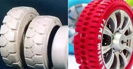 為什麼路上「輪胎都是黑色」?世上首個輪胎是白色 經過200多年人類才知「顏色影響超多」