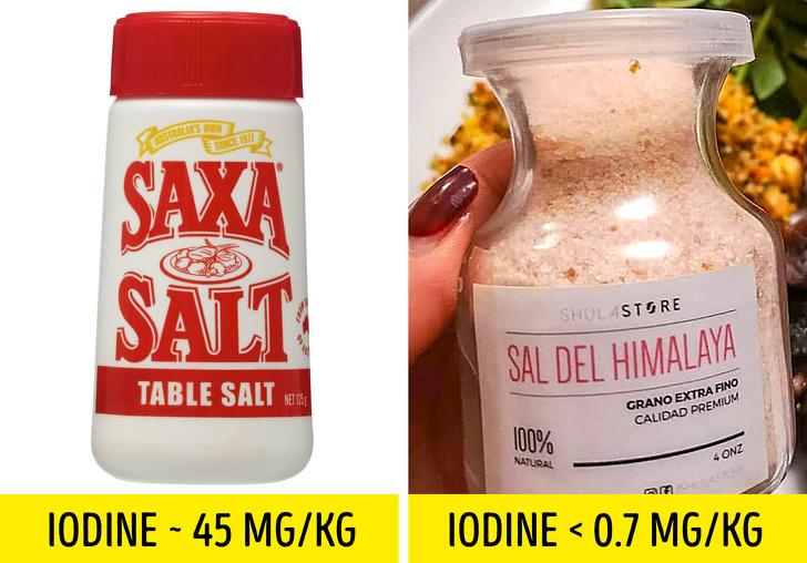 10個大家都深信不疑「但其實完全錯誤」的食物迷思 海鹽真的有比較好嗎?