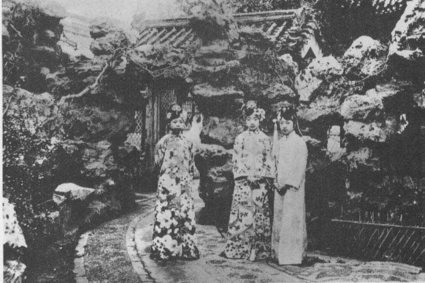 8組穿越「100年前 VS. 現在」老照片 美到像仙女的婉容皇后!