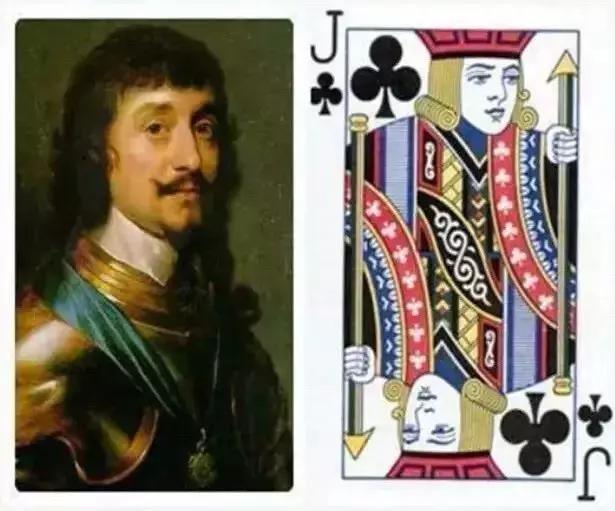 愛打牌的人永遠都不知道 「撲克牌JQK」上面都是真的歷史人物!