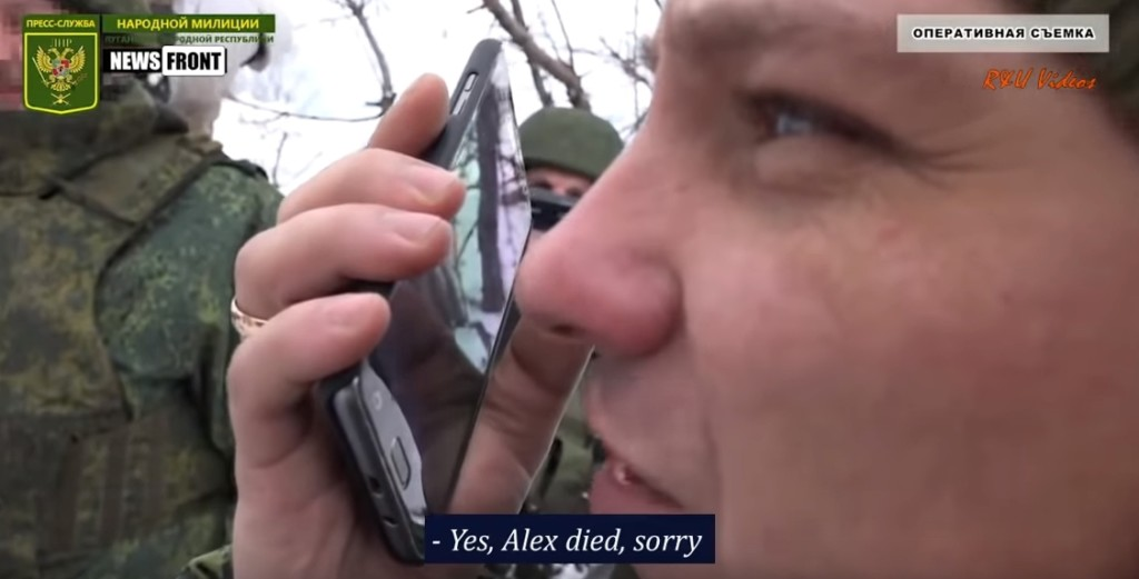 每秒都在上演悲劇...士兵撿敵軍手機桌布還抱著愛女 見6通未接後告知:妳兒子走了