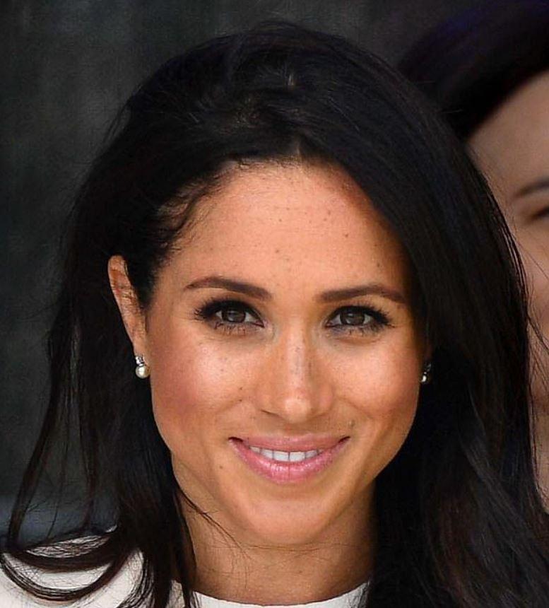 梅根整個臉都是女人心機 下眼線「多畫2條」氣色直接比凱特好100倍!