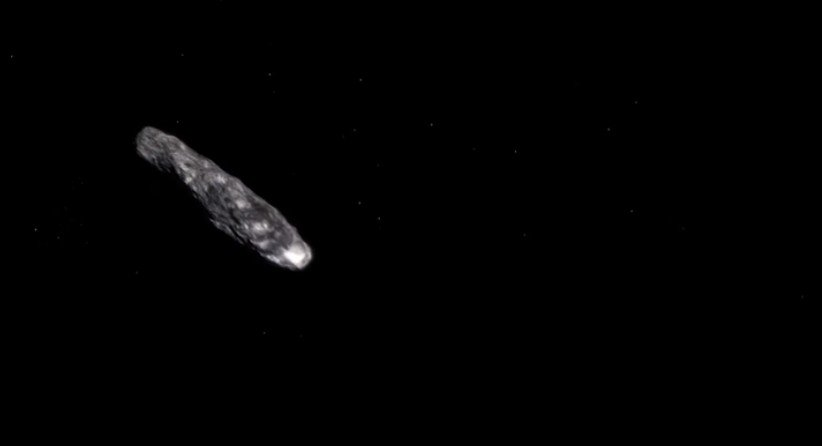 外太空「雪茄狀神祕星體」飄過宇宙空間 科學家秘密監測:上面似乎有無線電訊號...