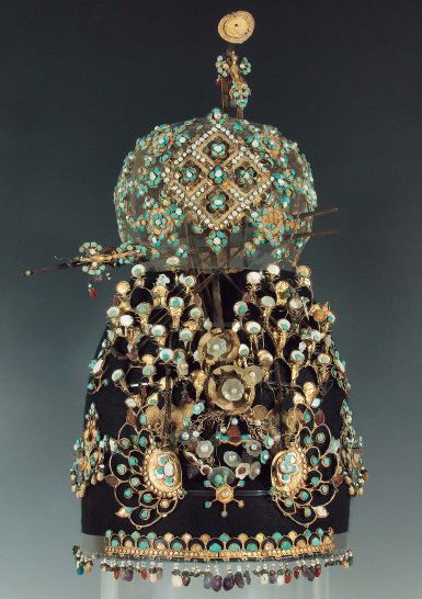 大唐公主1200年後「華麗頭飾珠寶完整出土」 本尊長相復原驚呆:古人最正!