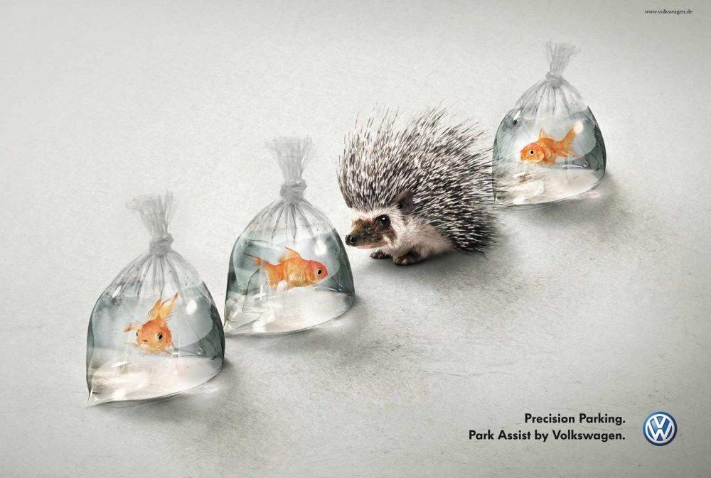 20個「忍不住結帳」的創意廣告 洗碗精去油效果太好...肥鵝都變健美了!