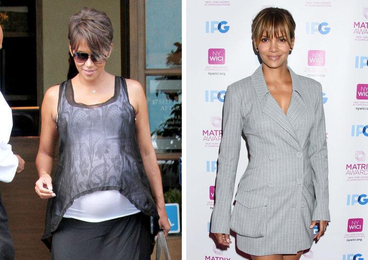 8個產後根本「魯夫翻版」的身材伸縮自如女星 瑪麗亞凱莉減掉「一個小學生體重」