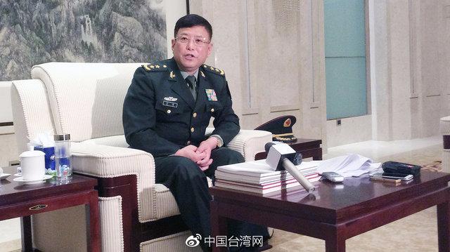 選前來一砲!中國老將「刷存在感」 武統台灣是夢想:我們真的等太久