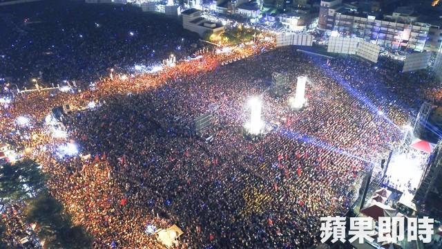 韓國瑜完美切割國民黨 隱形打臉吳敦義「母豬說」網友傻眼:踩自家人往上爬哦?