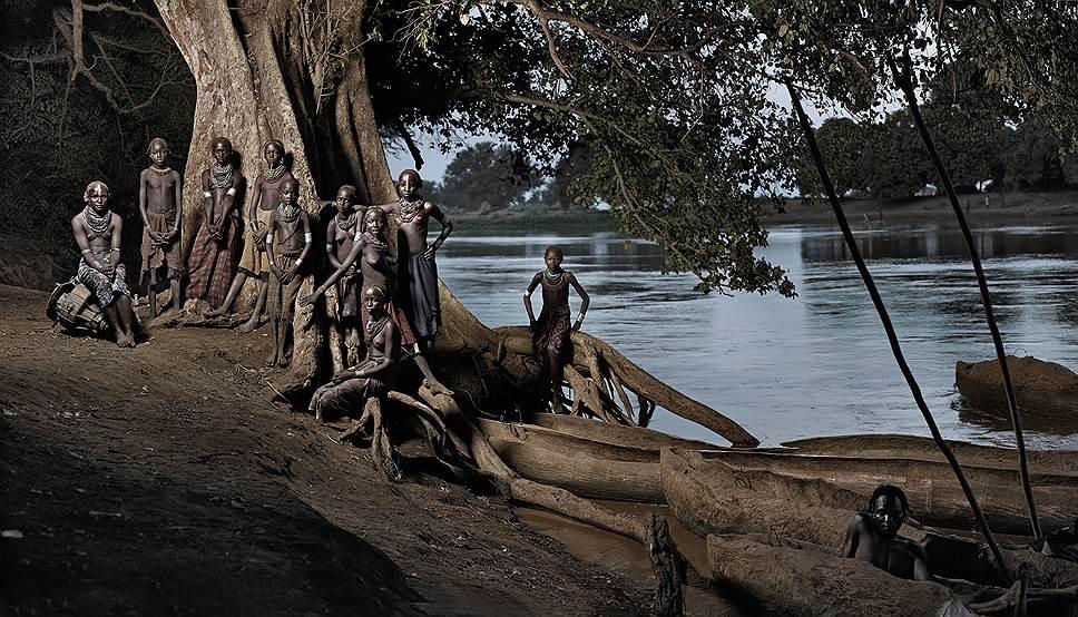 衣索比亞最原始部落「500年來從沒有改變過」 現代人因為需要一座水庫直接:抱歉請搬家!