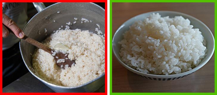 9個賢妻良母都不知道的「洗菜洗米小技巧」 你煮的飯其實每一粒中間都是灰塵!