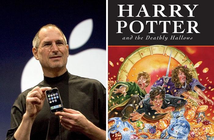 20個「歷史上你想不到的時刻」 哈利波特推第7集時蘋果才出第一支手機!