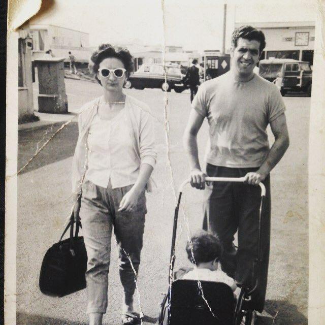 15張爺爺奶奶「證明自己天生顏值破表」的泛黃老照片