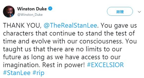 漫威之父Stan Lee「轉行到天堂畫畫」 所有英雄IG洗版發文:沒有你就沒有現在的我們!