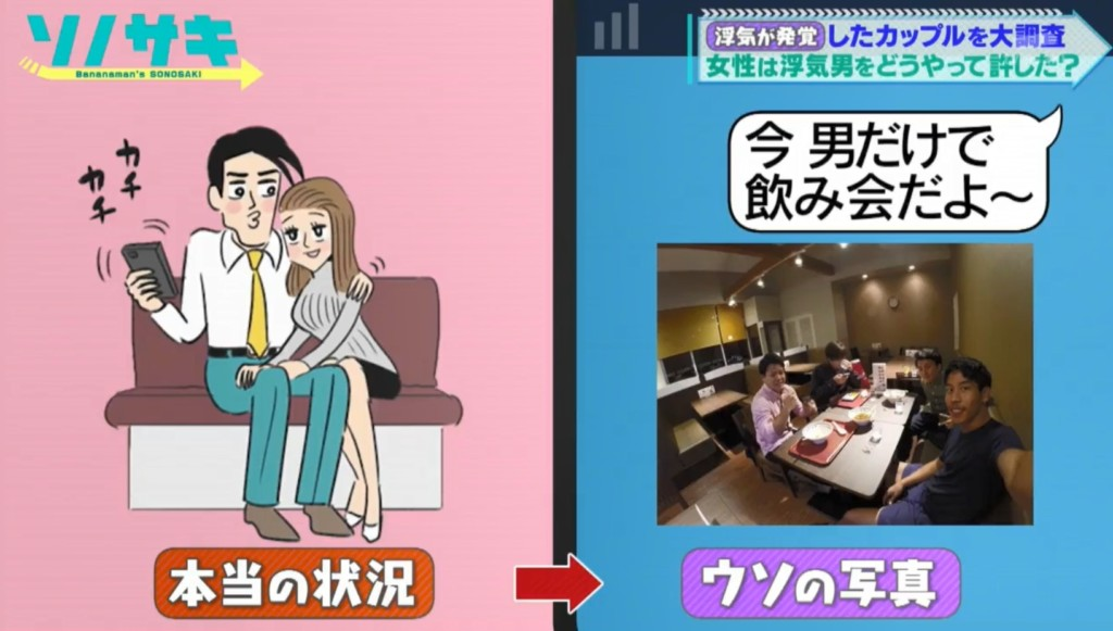 日本22%的男生出軌過!女友「防另一半出軌3招」 他打開手機的每一秒都被監控...