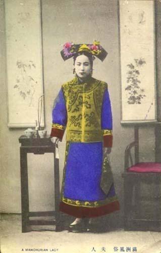 日本人選出「滿州第一美女」做明信片紀念 民眾卻超不爽:中國人哪有這麼醜!