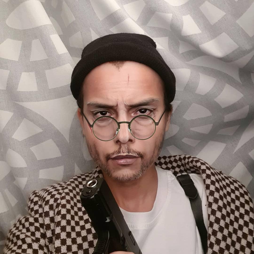 19個不說還以為是本人的「超狂仿妝易容術」 阿凡達根本像3D真實走出來!