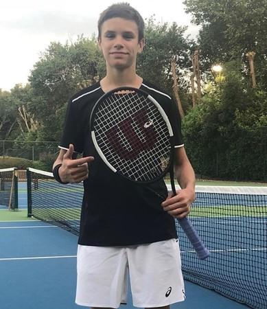 兒子想成為「網球界貝克漢」 維多莉亞直接砸百萬讓家裡出現網球場!
