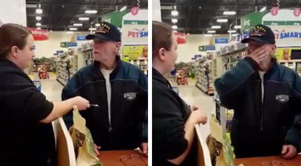 感動片/爺爺以為「賣掉家產也換不回愛犬」淚崩收容所...神祕聖誕老人卻給了他大禮❤️️