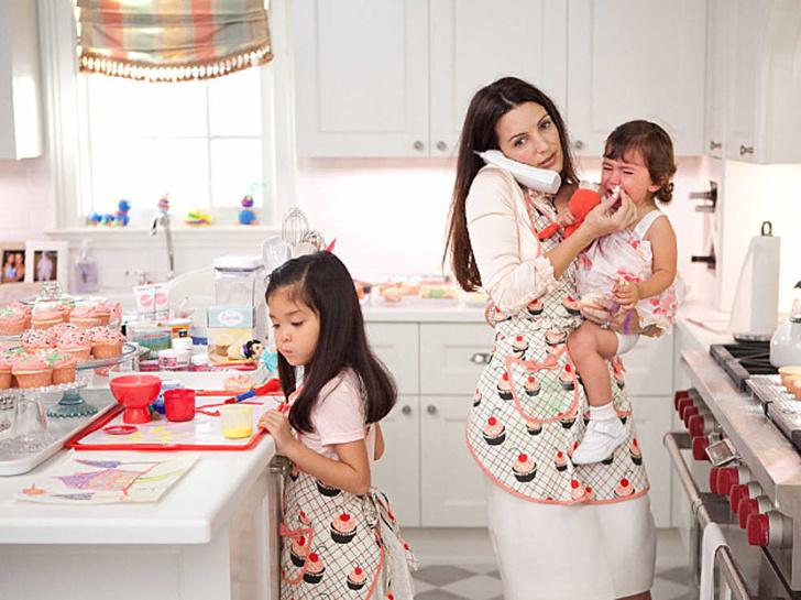 3種會讓「老婆想放棄婚姻」的最真實理由 孩子的媽變惹人厭黑臉...都是因為老公太幼稚!